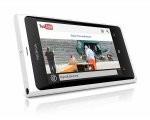 Biała Nokia Lumia 800